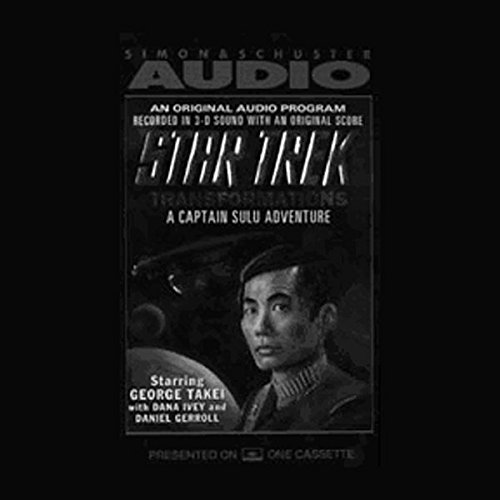 Star Trek: Transformations audiobook cover art