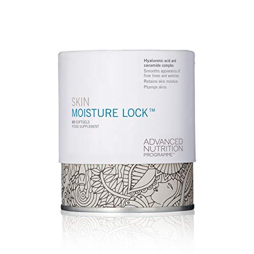 Advanced Nutrition Skin Moisture Lock - 60 Capsules