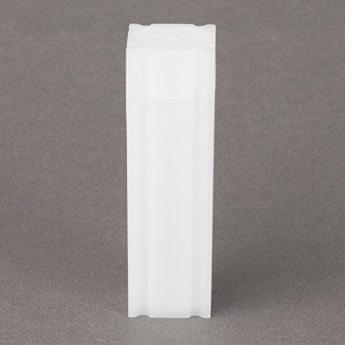 Square Penny Coin Tubes (Qty = 10)