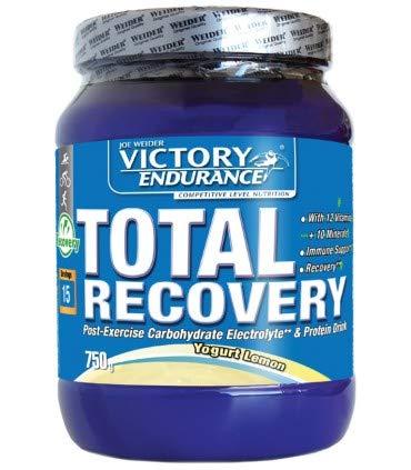 Victory Endurance Total Recovery, Yogurt Limón - 750 g