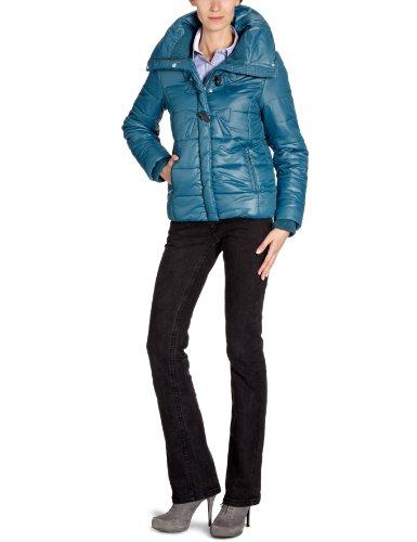 Killah Damen Jacke, W20800-NY9245-000000/JET-LAG Jacket, Gr. (L), Blau (F03808)