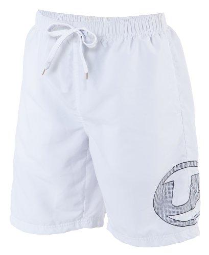 Ultrasport Aerial - Pantalones Cortos de Microfibra para Hombre