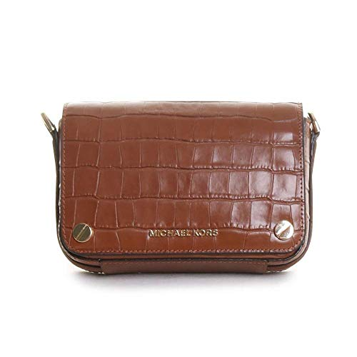 Fabric: 100% Leather Crocodile Embossed Leather Closure: Flap Snap Style Number: 32F9GJ6C1E Imported