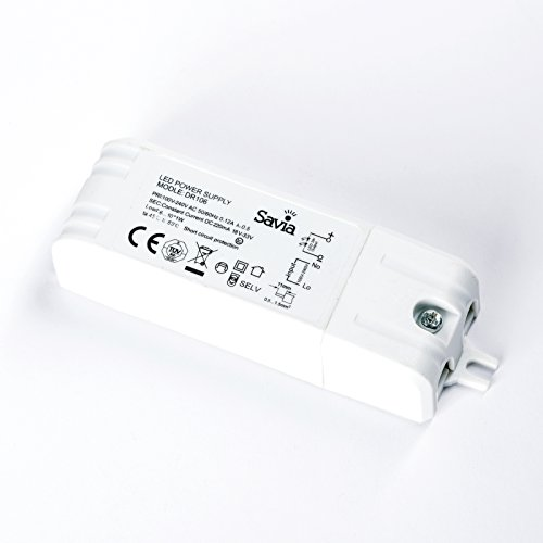LED Driver 18-33V 220mA SAVIA DR106 6-10x1W LED POWER SUPPLY Treiber