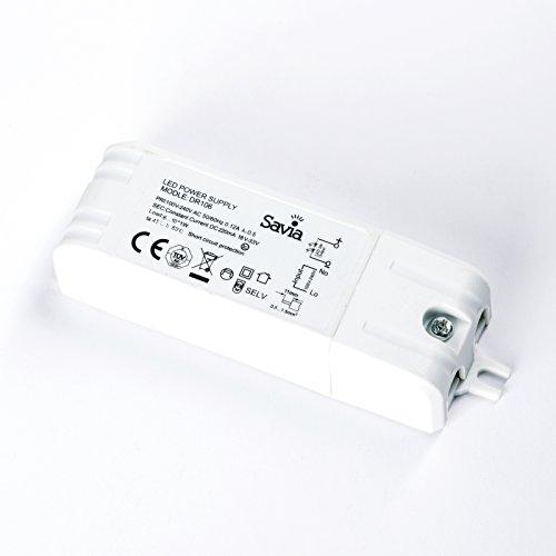 LED Driver 18-33V 220mA SAVIA DR106 6-10x1W LED POWER SUPPLY Treiber