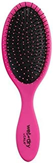 Cala Wet-n-dry fuchsia hair brush