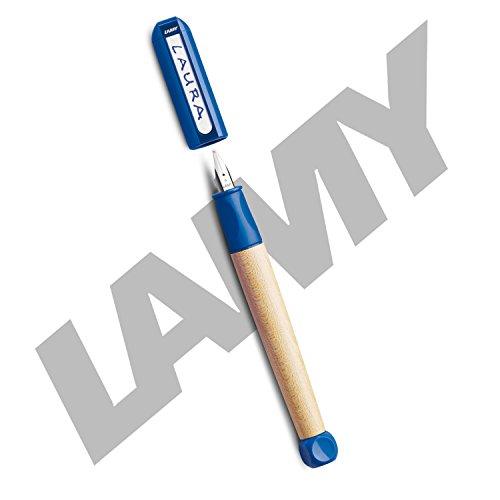 LAMY abc Schreiblernfüller [BLAU] | Verschiedene Sets zum Schulanfang (Blau, Nur Füller)
