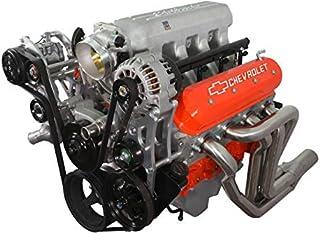 ICT Billet LS Truck A/C Air Conditioner Compressor Sanden 7176 Bracket Kit LQ4 LQ9 LSX AC with 1 wire power clutch natural cast aluminum R-134a refrigerant 551352-3