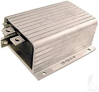Red Hawk LLC Club Car Rebuilt Curtis Controller, 48V Series, 400A, Non-Regen, 1995+, No Core Needed