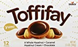 Storck Toffifay Caramel Choclt Hzlnt Chewy Candy Pieces Round Caramel 3.5 Oz - 0072799051921