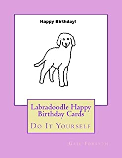 happy birthday labradoodle