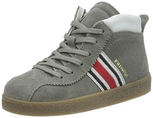 PRIMIGI Sneaker PRIMI PASSI Bambino, Zapatillas Niños, Gris (Grigio 5415711), 20 EU