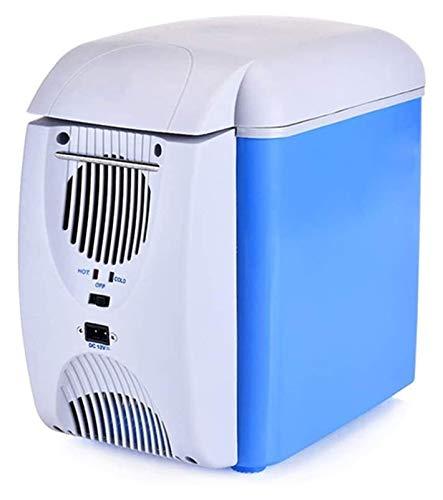 SHUHANG Mini Coche Auto refrigerador Inicio Uso de calefacción de refrigeración para automóviles y Camiones (Size : 27x18x31cm)