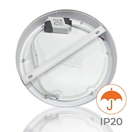LED ATOMANT, S.L. Ceiling Lamp Round LED On Surface 20W.