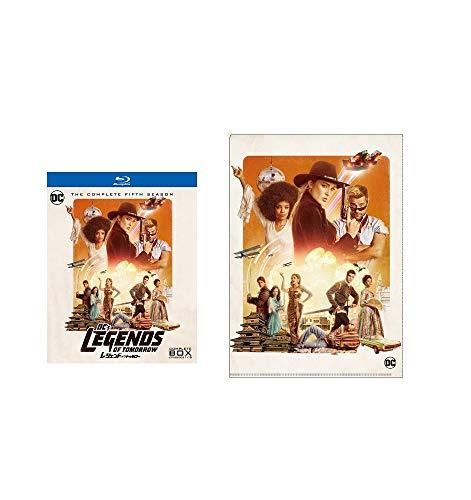 【Amazon.co.jp限定】レジェンド・オブ・トゥモロー 5thシーズン ブルーレイ コンプリート・ボックス(4枚組) (オリジナルA4クリアファイル付) [Blu-ray]