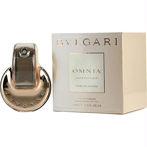 Omnia Crystalline By Bvlgari Eau de Parfum Spray For Women 1.35 oz