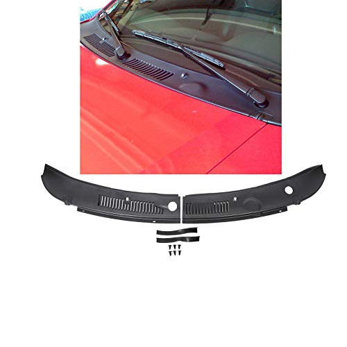 New Windshield Improved Wiper Cowl Vent Grille Panel Hood Fit 1999-2004 For Ford...