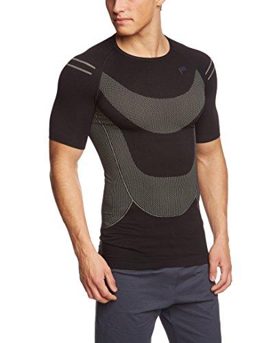 Fuse Multifonctional T-Shirt Homme Noir FR : L (Taille Fabricant : L)