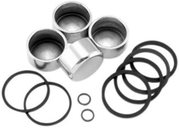 Bikers Choice Front Cheap mail order shopping Brake Caliper Kit 46469 Surprise price and Piston Seal