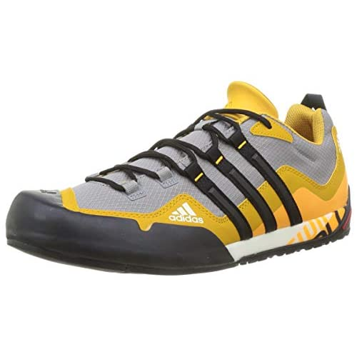 41LyBoBlivL. SS500  - adidas TERREX SWIFT SOLO, Unisex Adult's Hiking shoes