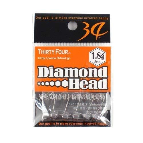 34 ダイアモンドヘッド 1.0g