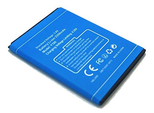 """Batería Bateria Interna Recargable Battery Doogee Valencia 2 Y100 (3G) 5"""" NUEVO"""