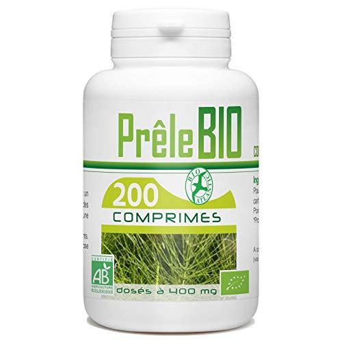Prêle Bio 200 comprimés 400 mg