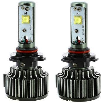 HABILL-AUTO Kit de Conversion LED Pro CANBUS HB3 9005 6000k 12/24V