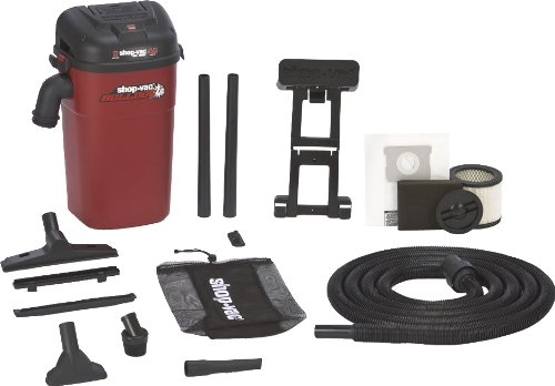 Shop-Vac 3942100 4.5 HP Bulldog Hang-Up Wet - 5 Gallon Capacity