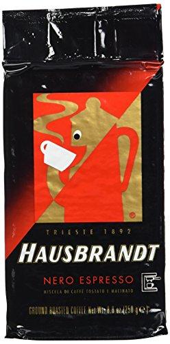 Hausbrandt Caffé Hausbrandt Nero, 2er Pack (2 x 250 g)
