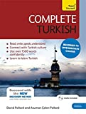 Complete Turkish Beginner to Intermediate Course: Learn to read, write, speak and understand a new language (Teach Yourself Language)