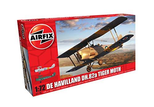 エアフィックス 1/72 イギリス空軍 デ・ハビランド DH.82a タイガーモス プラモデル X2106