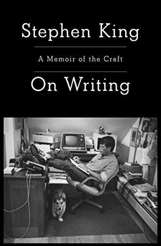 On Writing: A Memoir of the Craft book cover
