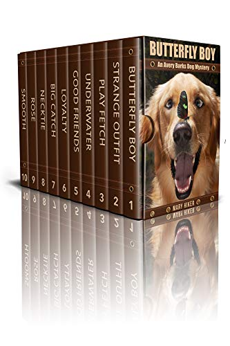 Cozy Mystery 10 Book Box Set: Avery Barks Dog Mysteries (English Edition)