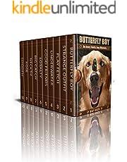 Cozy Mystery 10 Book Box Set: Avery Barks Dog Mysteries