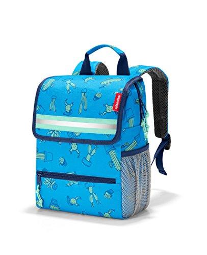 reisenthel backpack kids Kinder-Rucksack 21 x 28 x 12 cm/5 l / cactus blue