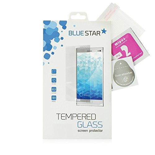 Blue Star Glass - Protector de pantalla 9H cristal templado de 0,3mm...