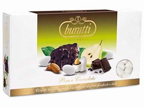 Buratti Confetti Tenerezze Gusto Pera e Cioccolato - 1 kg