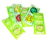 Lifestyles Assorted Colors Premium Lifestyles Latex Condoms Lubricated 108 condoms