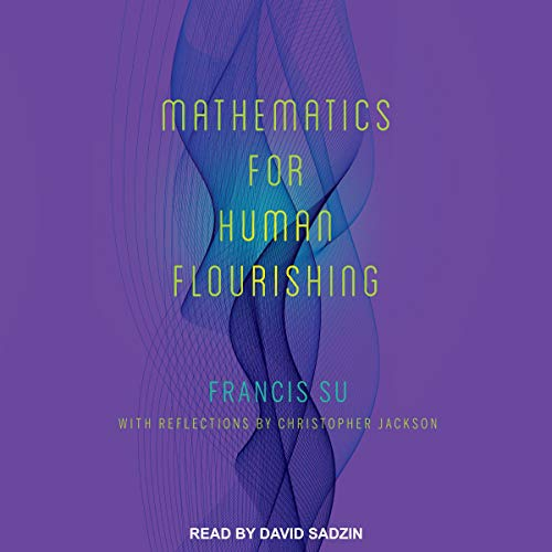Mathematics for Human Flourishing cover art