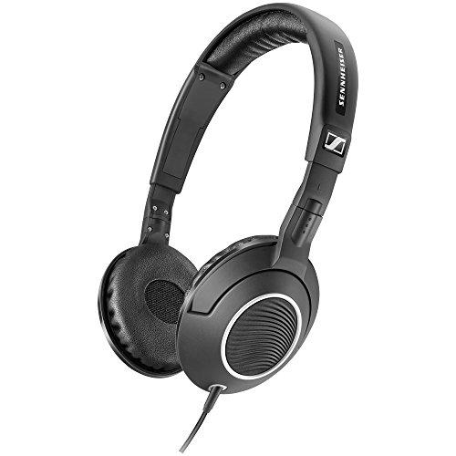 Sennheiser HD 231i Kopfband Binaural Verkabelt Schwarz Mobiles Headset - Mobile Headsets (Verkabelt, Kopfband, Binaural, Ohraufliegend, 18-22000 Hz, Schwarz)