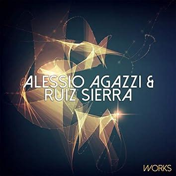 Alessio Agazzi & Ruiz Sierra Works