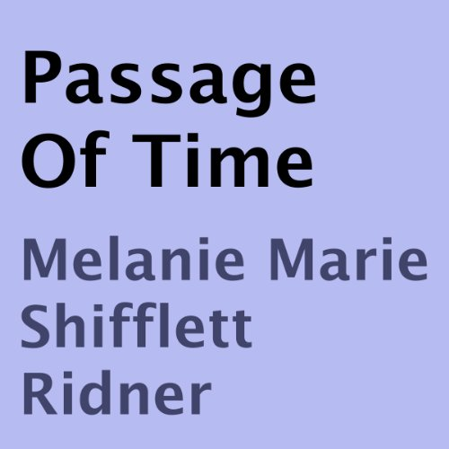 Passage of Time audiobook cover art