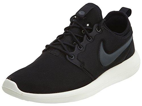 Nike Calzado Deportivo Mujer Roshe Two para Mujer Negro 41 EU
