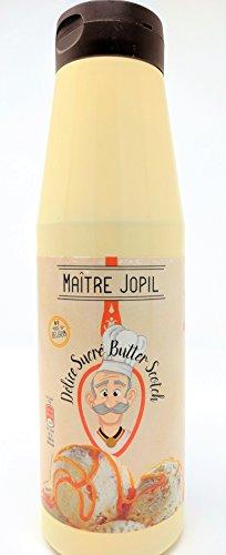 Maître Jopil - Butterscotch Milky Caramel Topping Sauce 1.2kg