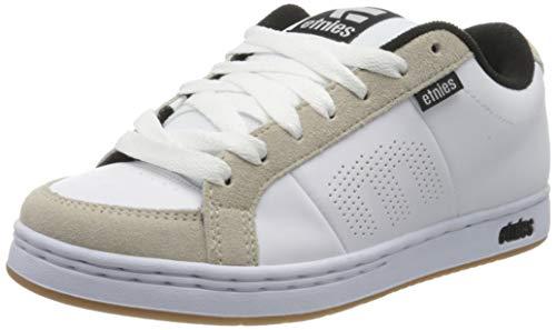 Etnies Damen KINGPIN Sneakers, Weiß (Off-White/White/Gum 105), 39 EU