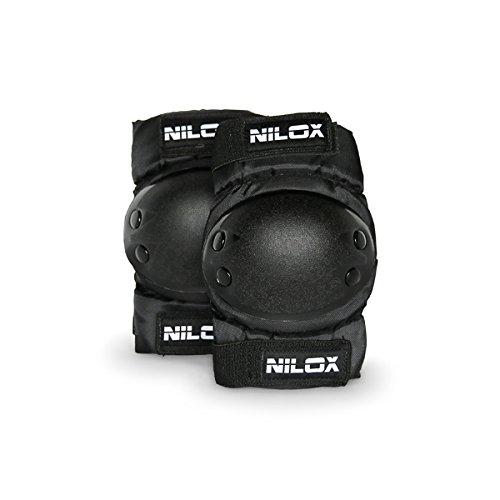 Nilox 30NXKIMOJU001 kit de Protection Hoverboard Mixte Enfant, Noir, Taille Unique
