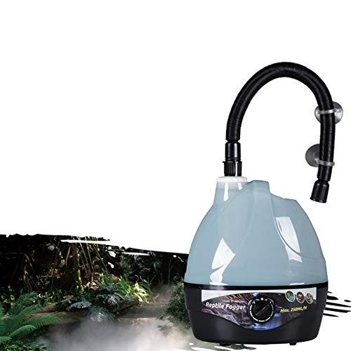 MUJING 2.2L Tank Amphibien Reptil Fogger Luftbefeuchter Verdampfer Nebel Hersteller Generator Für Super Fog