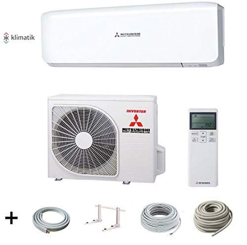 Mitsubishi Heavy Industries Klimaanlagen SET 2,5 kW / 9000 BtU SRK/SRC 25ZS-W