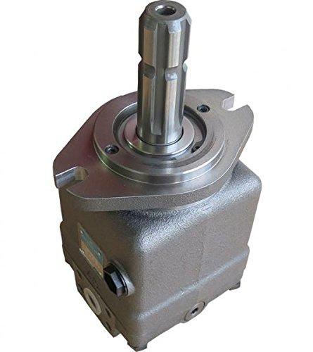 Hydraulische pomp, axiale zuigerpomp, P.T.O. as, rechtsdraaiend, 350 bar, 35-50 cm3/U, type PAPB_RSL, 50 ccm, 1